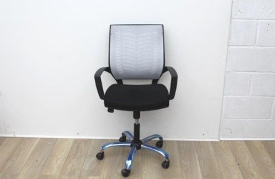 New Cancelled Order Operator Chair With Mesh Back And Mesh Seat