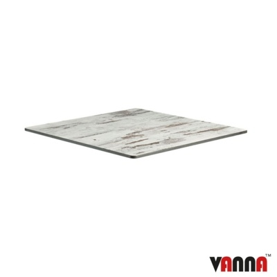 New EXTREMA Vintage 690mm Square Table