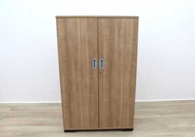 Walnut Cupboard Two Doors