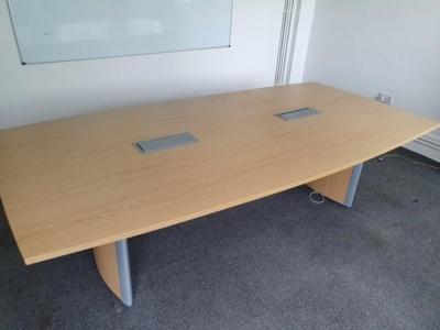 Walnut Meeting Table