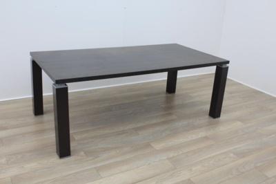 Wenge Rectangular Meeting Table 2000mm
