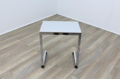 Brunner Cantilever Grey With Oak Edge Coffee Table