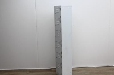 Staff lockers six doors