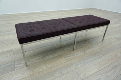 Knoll Florence 3 Seat Office Bench Seating
